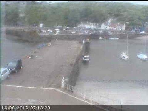 Aberdeenshire Webcam, Stonehaven Harbour