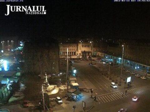 Bucharest Webcam, Bucharest Gara de Nord