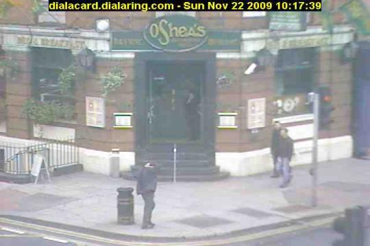 Dublin Webcam, O'Shea's pub