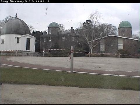 Ulster Webcam, Armagh Observatory