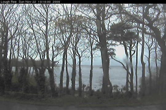 Westmeath Webcam, Lough Ree