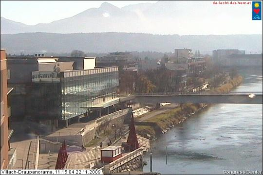 Carinthia Webcam, Villach Congress Center