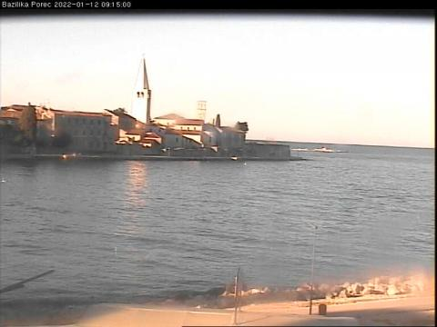 Istria Webcam, Poreč Old Town