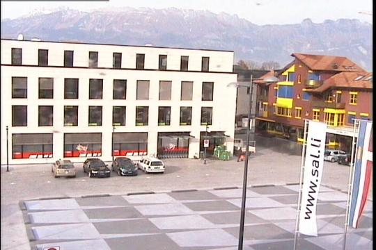 Vaduz Webcam, Vaduz Downtown