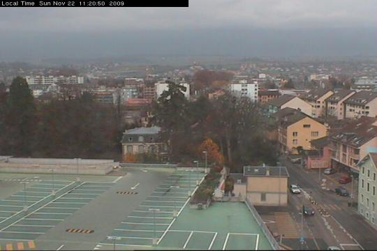 Vaud Webcam, Yverdon-les-Bains (North)