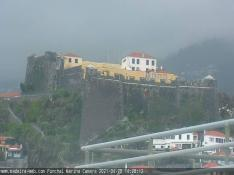 madeira-webcam-pico-fortress