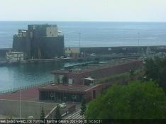 madeira-webcam-porto-santo-ferry