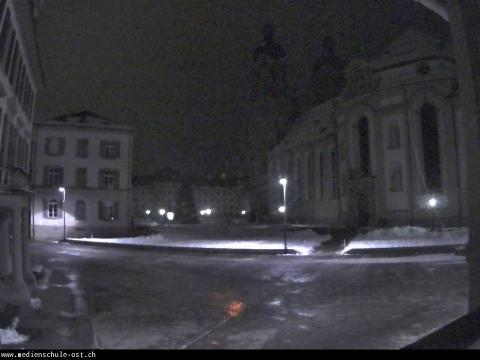 St. Gallen Webcam, Saint Gallen church