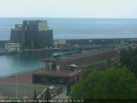 Madeira Webcam, Porto Santo Ferry