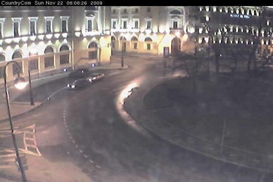 St. Petersburg Webcam, Lomonosov Square