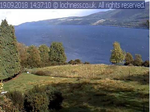 Highland Webcam, Ness Lake