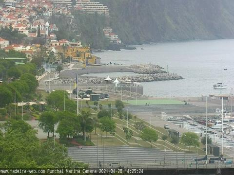 Madeira Webcam, The Beer House
