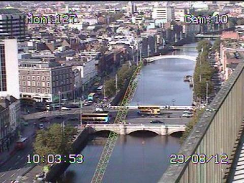 Dublin Webcam, Dublin Libery Hall