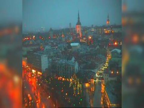 Harju Webcam, Tallin