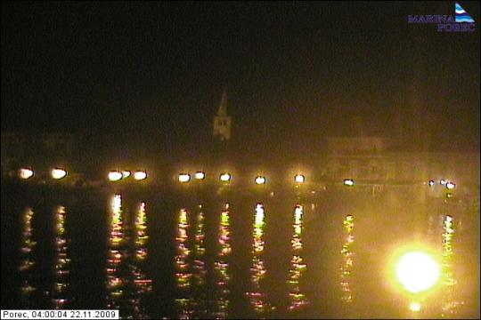 Istria Webcam, Poreč Marina and Town