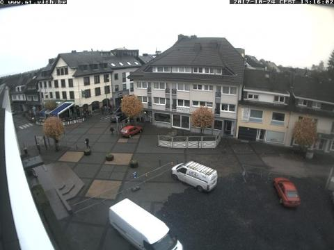 Liège Webcam, Sankt Vith Town Hall Square