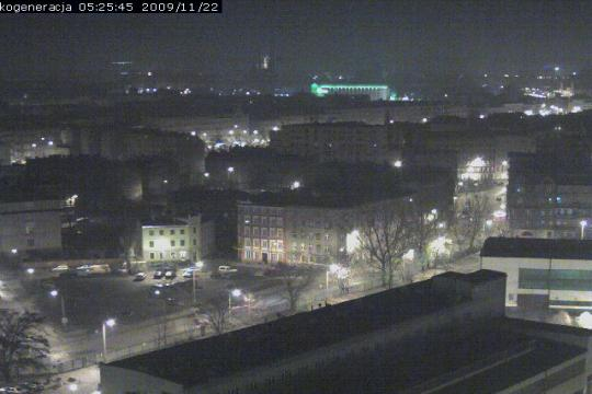 Lower Silesia Webcam, Wroclaw city view