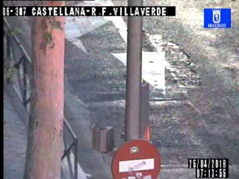 Traffic in Castellana- R. Fdez Villaverde