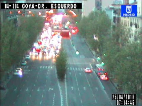 Traffic in Goya – Doctor Esquerdo