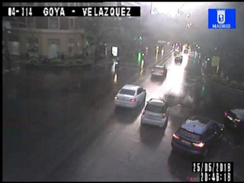 Traffic in Goya – Velazquez