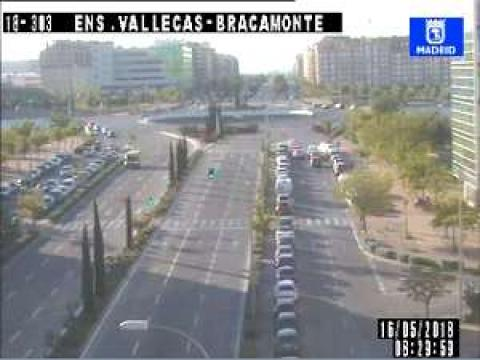 Traffic in P.A.U. Vallecas – Peñaranda de Bracamonte