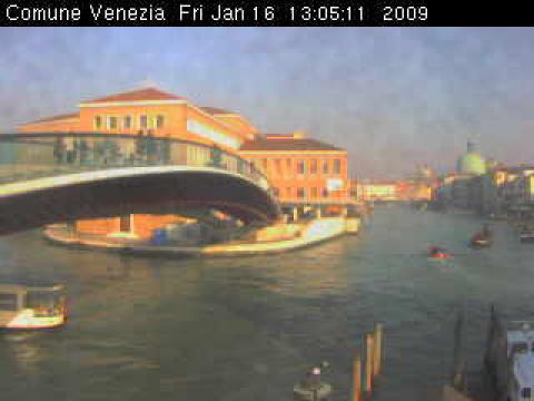 Venice Webcam, Constituzione bridge