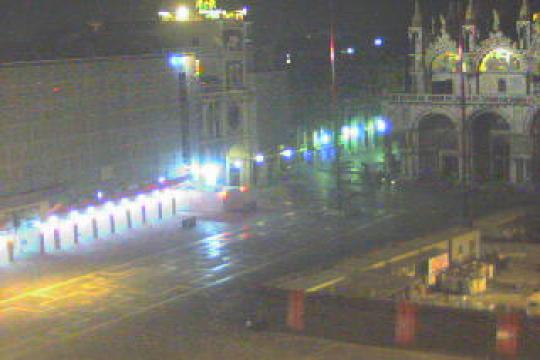 Venice Webcam, San Marco Square