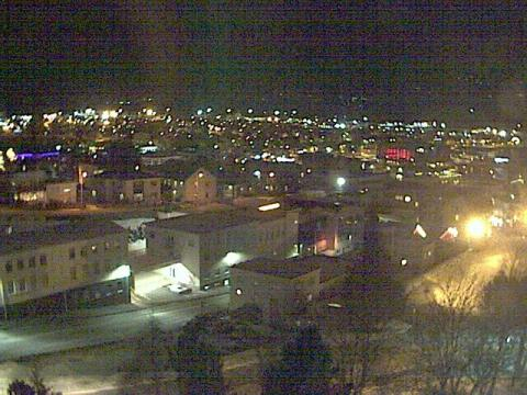 Akureyri Webcam, Akureyri city view