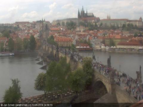 Prague Webcam, Prague