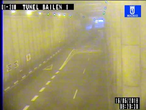 Traffic in Tunel Bailen I