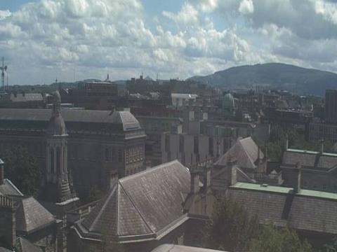 Dublin Webcam, Dublin city view