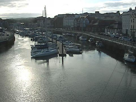 Isle of Man Webcam, Douglas Marina