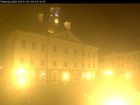 Tartu Webcam, Tartu City Hall