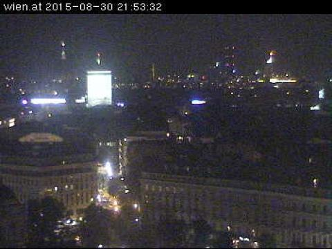 Vienna Webcam, Wien Danube Tower