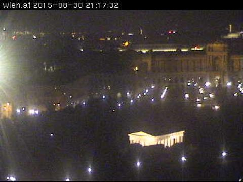 Vienna Webcam, Wien St. Michael's Church