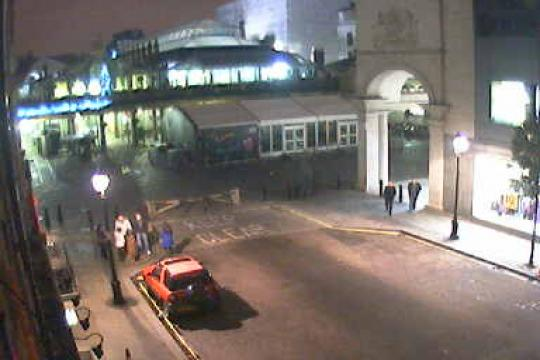 London Webcam, London Covent Garden