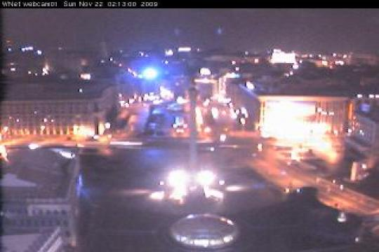 Kiev Webcam, Kiev Independence Square