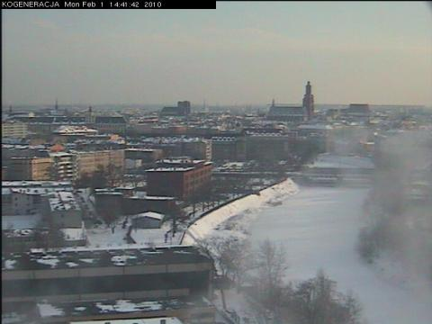 Lower Silesia Webcam, Wroclaw