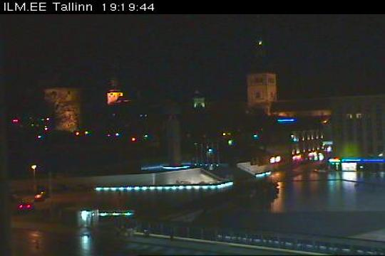 Harju Webcam, Tallin downtown