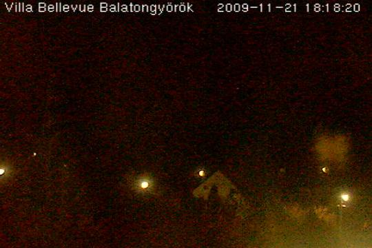 Zala Webcam, Balatongyörök Lake Balaton