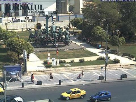 Bucharest Webcam, Bucharest Herăstrău Park