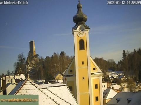 Lower Austria Webcam, Arbesbach
