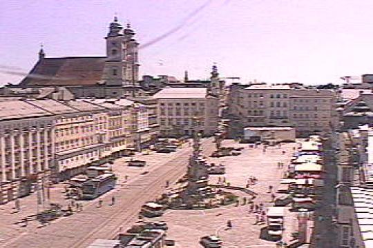 Upper Austria, Linz city center