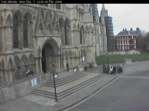 Yorkshire Webcam, York Minster