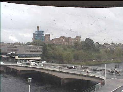 Highland Webcam, Inverness Castle
