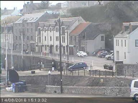 Aberdeenshire Webcam, Banff Marina