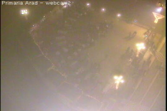 Arad Webcam, Arad Town Hall