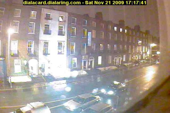 Dublin Webcam, Lower Gardiner St.