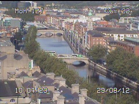 Dublin Webcam, North Quays