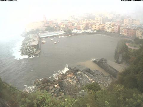 Liguria Webcam, Nervi